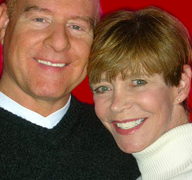David Hunter and Billie Bremer--Love Letters Cast